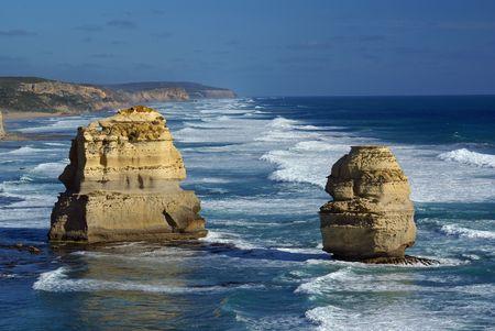 The twelve apostles (Great ocean road, Australia) photo