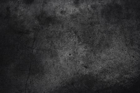 暗いコンクリートの床のテクスチャの背景 写真素材