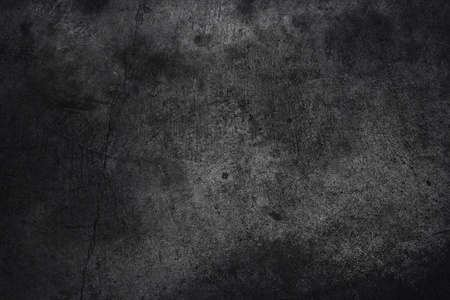 Dark concrete floor texture background