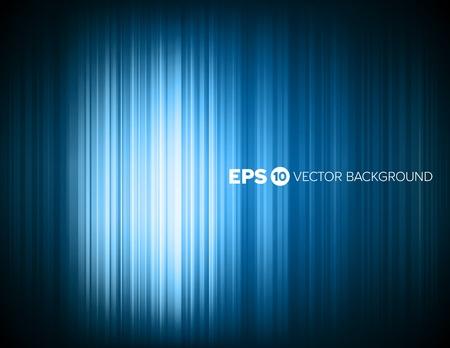 抽象的なハイテク青色光の効果の背景