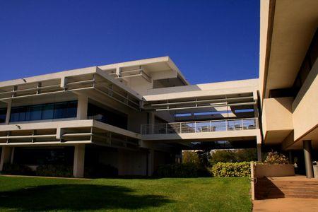 USFSP でキャンパスの建物