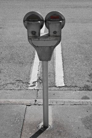 Parkeren Meter