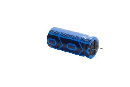 electrolytic: Los componentes electr�nicos, por la que se electolytic condensador en el lado