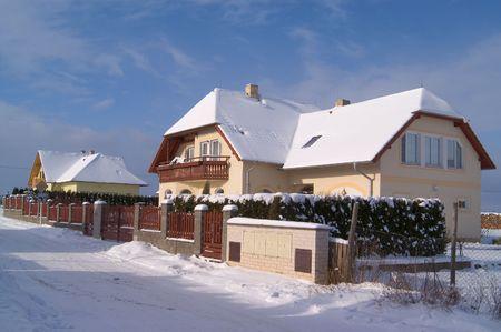 New  houses. Stock Photo - 2632455