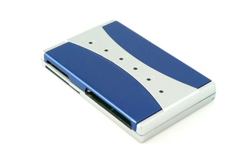 gigabytes: Card reader.