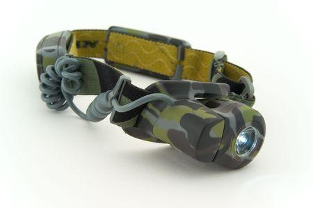 headlamp: military headlamp