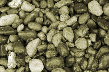Fondo de piedras h�medo Foto de archivo - 5489172