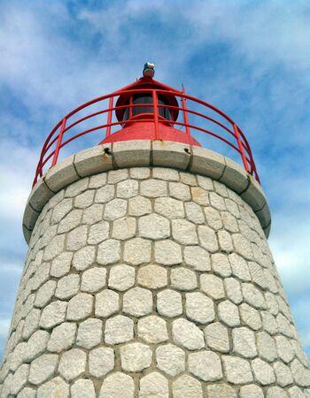 Headlight of Sanary Sur Mer, France