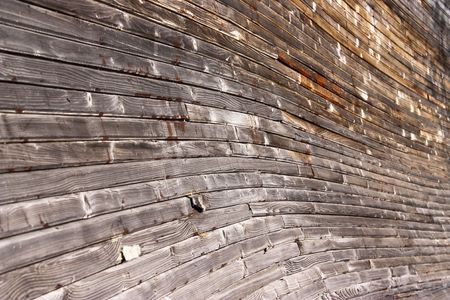 converged: wood texture