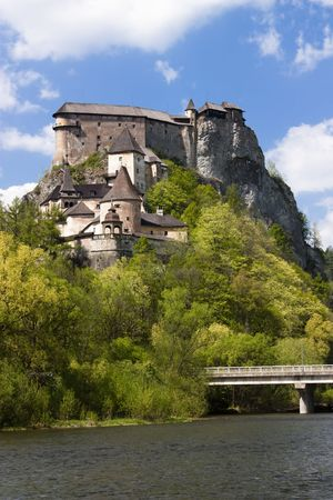 Photo of the Orava castle (Slovakia) photo