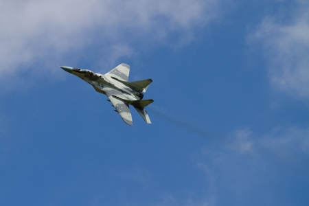 Slovakian Air Force Mig-29 Fulcrum photo