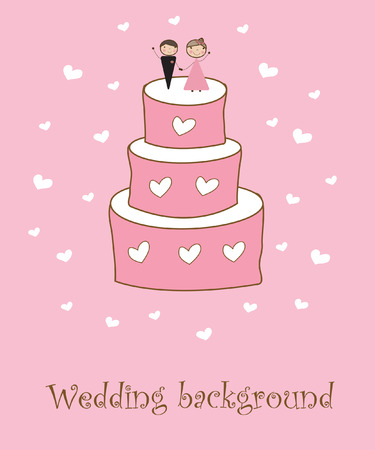 marry: Wedding background