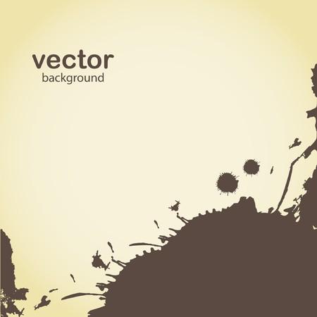 Grunge background.   illustration Stock Vector - 7707043