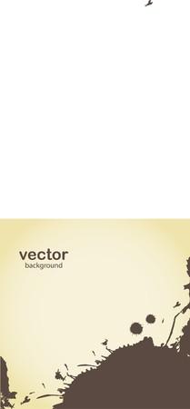 Grunge background.  illustration Stock Vector - 7707049