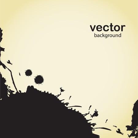 Grunge background. Vector illustration  Stock Vector - 7707116