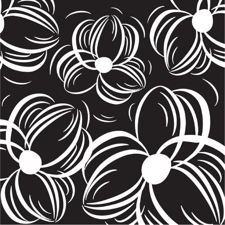 whitern: floral pattern  Illustration