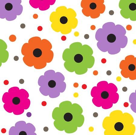 rnart: Floral background  Illustration