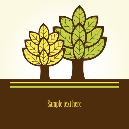 oak tree: Trees