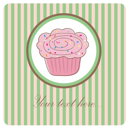 Cupcake.  photo