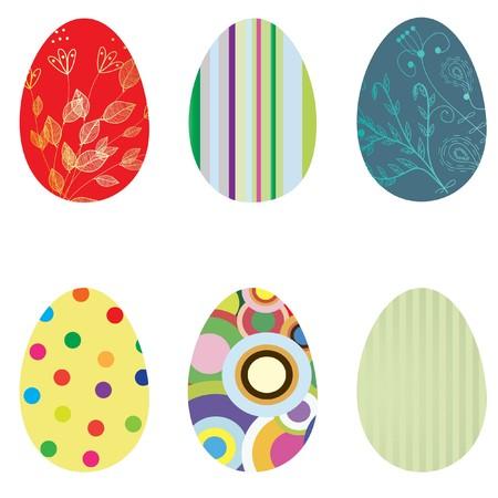 rnanimal: Easter eggs set.