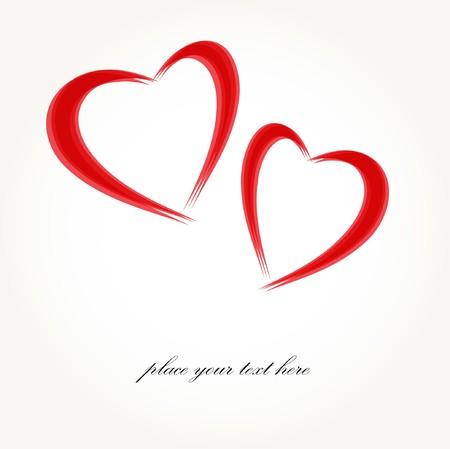 Heart illustration Stock Illustration - 7792245