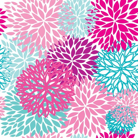 Floral seamless pattern Stock Photo - 7763969
