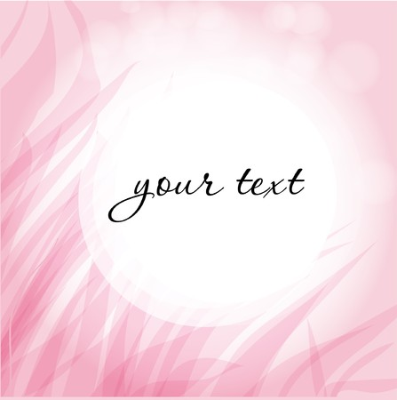 Beautiful pink abstract background  photo