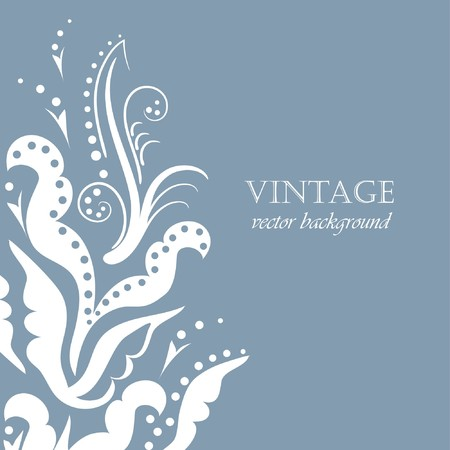 Luxury floral background.  Imagens