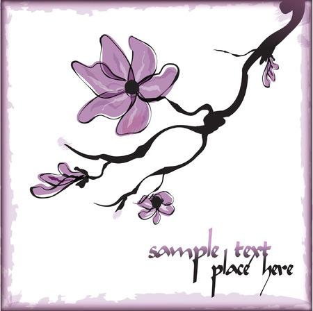 Pastel flowers Stock Vector - 8550944