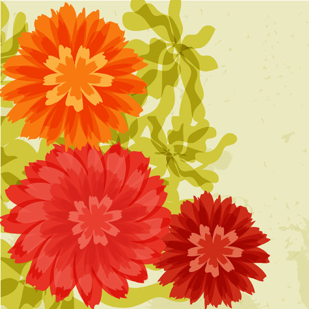 abstract, backdrop, background, brocade, bug, card, chrysanthemum, classic, composition, continuity, cute, decoration, design, elegance, element, eps10, fabric, floral, flower, frame, graphic, hot, illustration, material, orange, paint, paper, pattern, pe Vector