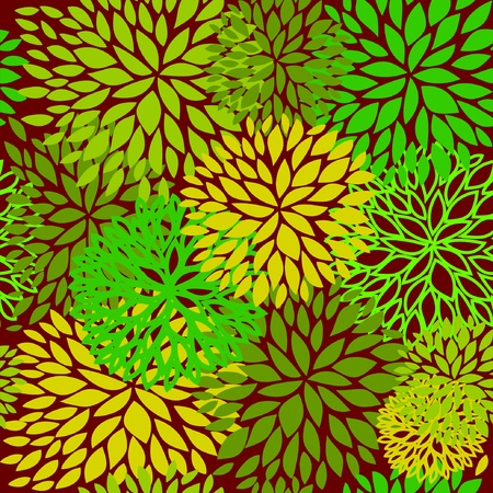 Floral seamless pattern Stock Vector - 10304157