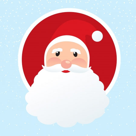 Santa Claus illustration   Stock Illustration - 15541534