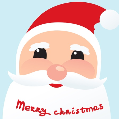 Santa Claus illustration Stock Illustration - 15554370