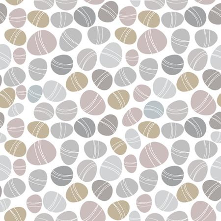 シームレス パターンと手描き下ろし正方形  イラスト・ベクター素材