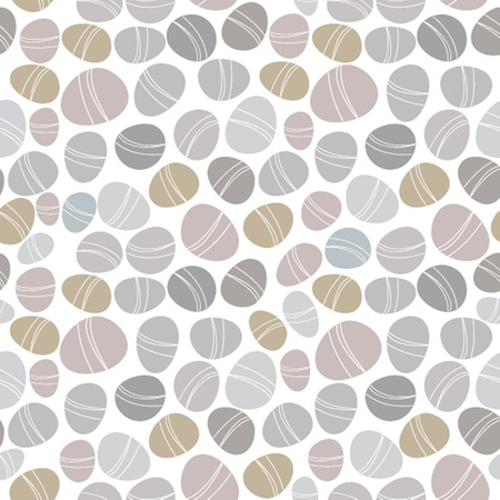 Seamless pattern with hand drawn  squares