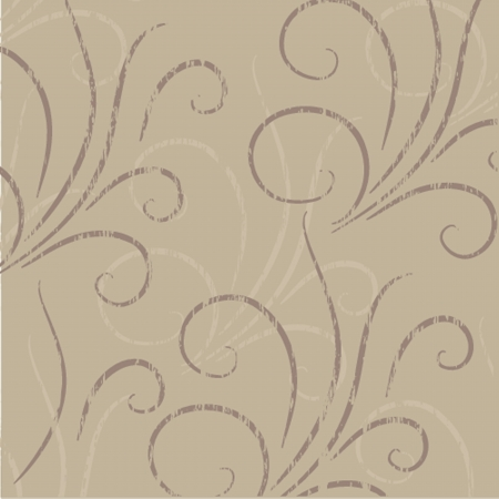 Cute vector background with decorative elements Vector