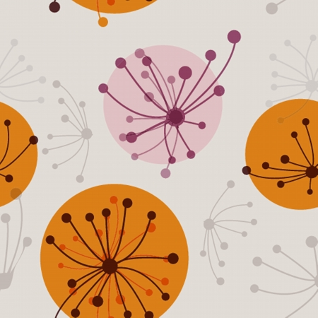Floral seamless beautiful pattern Stock Vector - 19458789