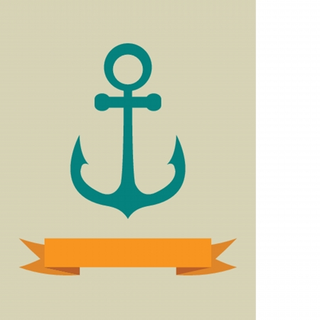 Anchor vector illustration illustration