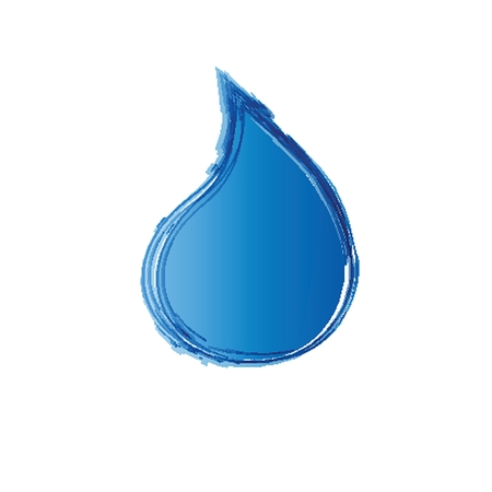 design water drop - icon