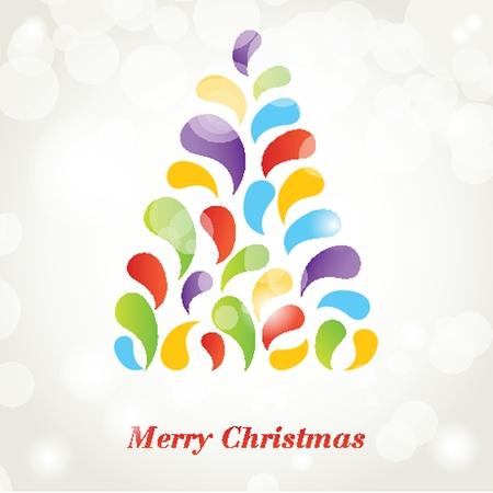 Holiday greeting card merry christmas and happy new year 2015with holiday greeting card merry christmas and happy new year 2015with christmas snowflake stock vector m4hsunfo
