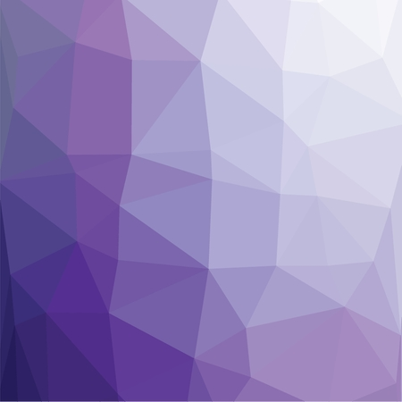 turquise: Geometric abstract lilac light turquise low-poly paper background.