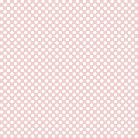 glowing skin: Seamless polka dot beauty pattern