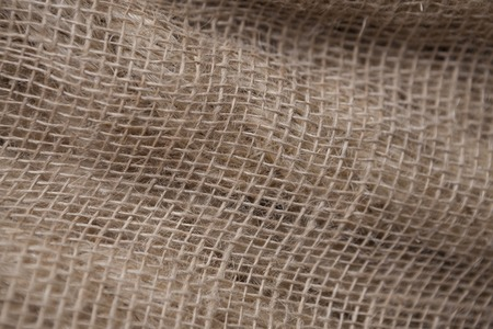 sacking: Sackcloth texture for background. A beautiful background of old sacking. Stock Photo