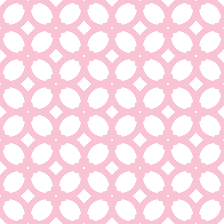 pastel backgrounds: Vector seamless pattern with pink elements. Elegant pastel texture for wallpapers, backgrounds and other designs