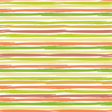 striped wallpaper: Horisontal Seamless striped pattern. Hand painted background with ink brush stroke. Earth and nature color stripes on white background. Can be used for prints, wallpaper, baby shower invitation, birthday card, scrapbooking designs.