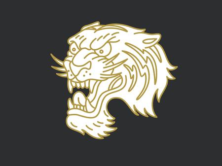 tijger logo