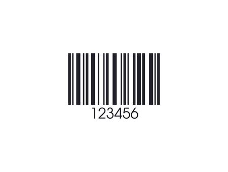 Realistische streepjescode geïsoleerd op wit. Streepjescode pictogram. Vector Stockfoto - 89248875