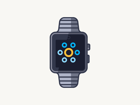 Smart Watch Vector Icon