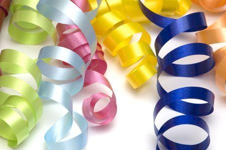 lacet: colors streamers