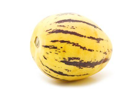 pepino: single pepino on white background Stock Photo